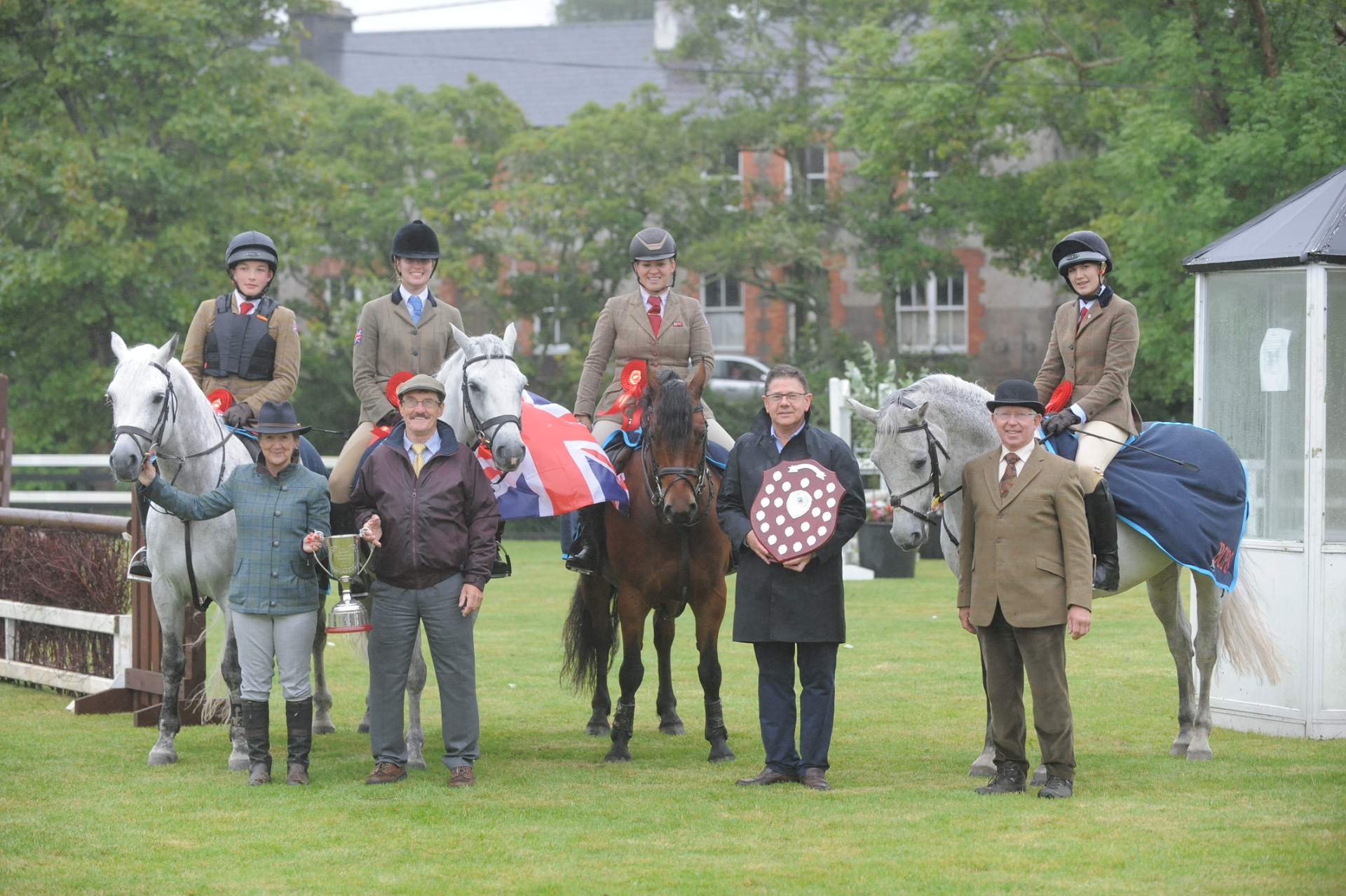 Clifden Show Results 2017