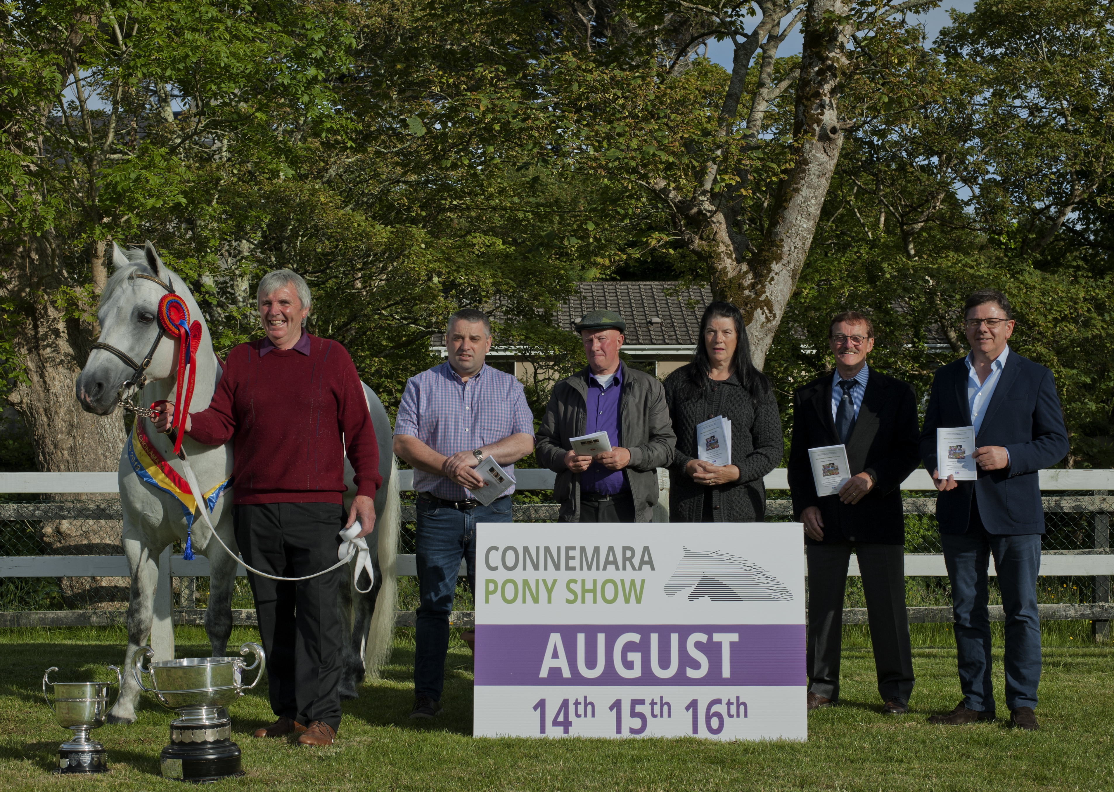 Official Launch of the 2019 Connemara Pony Festival